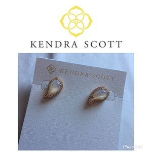 Authentic Kendra Opal Studs